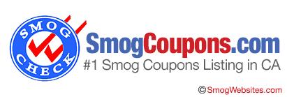 Smog Coupons Listing